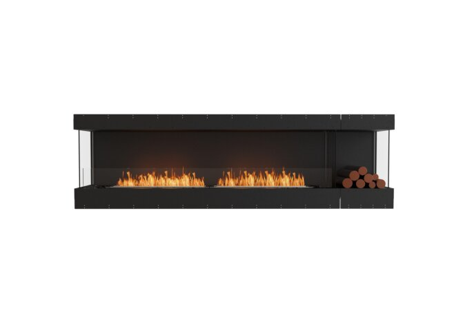 Flex 104 - Ethanol / Black / Uninstalled View by EcoSmart Fire