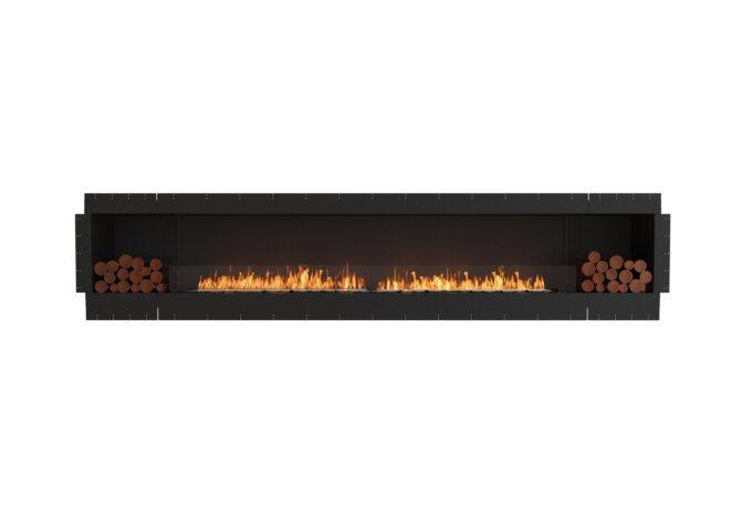Flex 140SS.BX2 Single Sided - Ethanol / Black / Uninstalled View by EcoSmart Fire