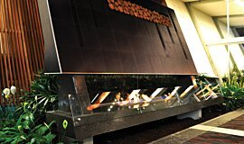 Calamvale Hotel, Sydney Commercial Fireplaces Ethanol Burner Idea