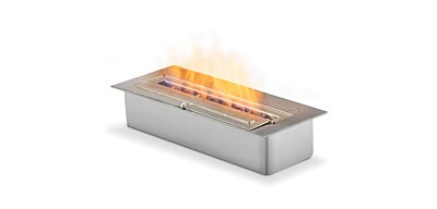 XL500 Ethanol Burner - Studio Image by EcoSmart Fire