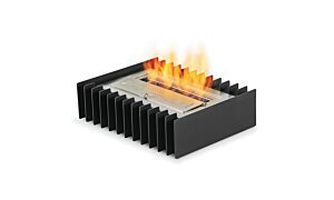 Scope 340 Fireplace Insert - Studio Image by EcoSmart Fire