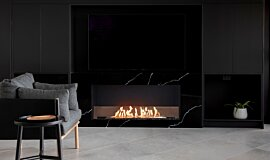 Syrenuse Apartments Residential Fireplaces Flex Fireplace Idea