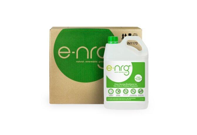 e-NRG Bioethanol Fuel Bioethanol Fuel - Studio Image by EcoSmart Fire