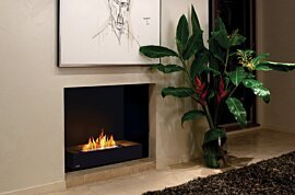 Grate 30 Outdoor Fireplace - In-Situ Image by EcoSmart Fire