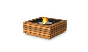 Base 30 Fire Table - Studio Image by EcoSmart Fire