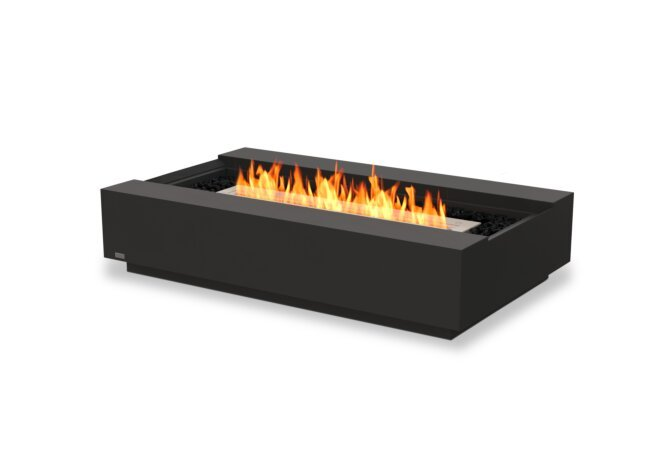 Cosmo 50 Fire Table - Ethanol / Graphite by EcoSmart Fire