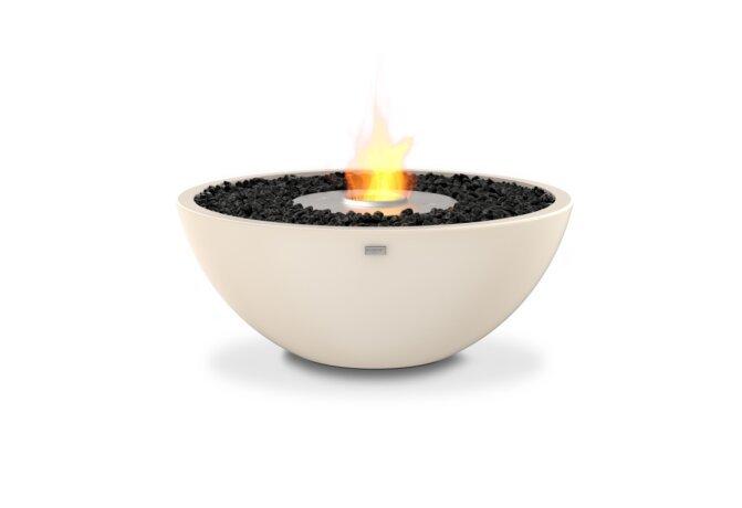 Mix 850 Fire Pit - Ethanol / Bone by EcoSmart Fire