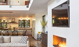 Studio City  Indoor Fireplaces Fireplace Insert Idea