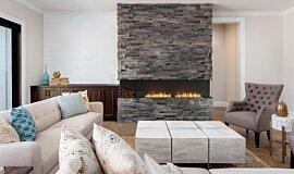 Lounge Room Fireplace Inserts Flex Sery Idea