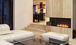 Living Area Fireplace Inserts Flex Sery Idea