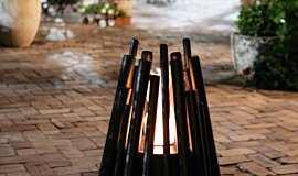 The Grounds Sydney Outdoor Fireplaces 整体壁炉 Idea