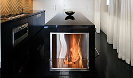 Kitcheners Single Sided Fireboxes Fireplace Insert Idea