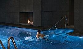 Mandarin Oriental Hospitality Fireplaces Ethanol Burner Idea