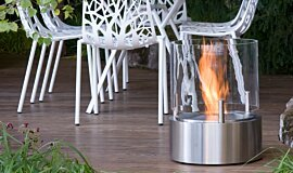 Chelsea Flower Show Commercial Fireplaces 整体壁炉 Idea