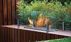 Melbourne International Flower and Garden Show Fire Screens Part & Accessory Idea