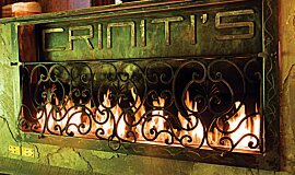 Crinitis Favourite Fireplace Built-In Fire Idea