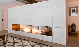 Fujiya Mansions Indoor Fireplaces Ethanol Burner Idea