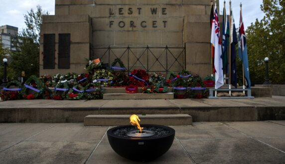 North Sydney ANZAC Day Dawn Service