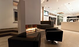 Sirens Bar Linear Fires Ethanol Burner Idea