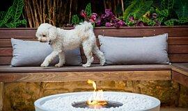 Stone Lotus Landscapes Landscape Fireplaces Fire Pit Idea
