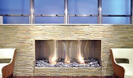 Farber Center  Hospitality Fireplaces Fireplace Insert Idea