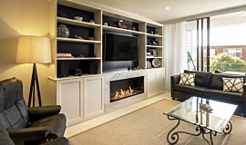 Tresor Drummoyne Commercial Fireplaces Flex Sery Idea