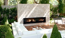 Melbourne International Garden and Flower Show Commercial Fireplaces Fireplace Insert Idea