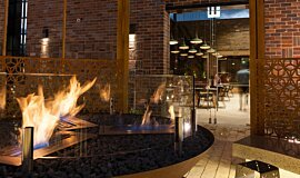 Junction Moama Linear Fires Ethanol Burner Idea