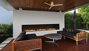 Flex 86SS Flex Serie - In-Situ Image by EcoSmart Fire