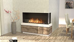 Flex 86RC.BXR Flex Serie - In-Situ Image by EcoSmart Fire