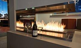 Sirens Bar Linear Fires Ethanol Burner Idea