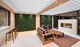 Scott Salisbury Homes Landscape Fireplaces Fireplace Insert Idea