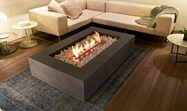 Private Residence Fireplace Accessories Fire Table Idea