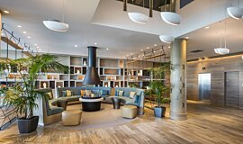 Hilton Auckland NZ Builder Fireplaces Ethanol Burner Idea