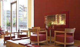 Vapiano, UK Builder Fireplaces Fireplace Insert Idea