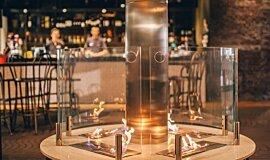 [m]eatery  Builder Fireplaces Ethanol Burner Idea