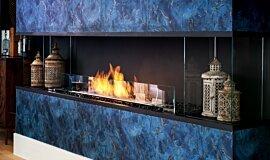The Barns, UK Builder Fireplaces Flex Fireplace Idea