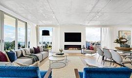 Espace Residence Builder Fireplaces Flex Fireplace Idea