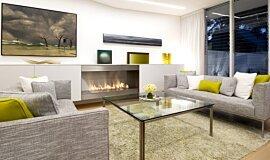 Paddington Residence Builder Fireplaces Ethanol Burner Idea