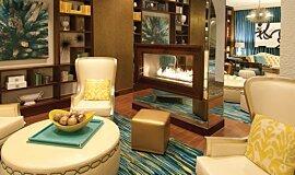 Vinoy Renaissance Commercial Fireplaces Fireplace Insert Idea