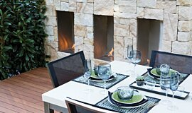 Melbourne International Flower and Garden Show Archived Fireplaces Fireplace Insert Idea