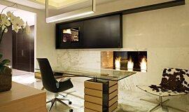 Pepe Calderin Design Builder Fireplaces Ethanol Burner Idea