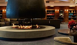The Estreal Builder Fireplaces Ethanol Burner Idea