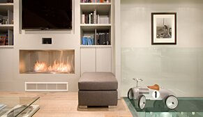 Firebox 1200SS Fireplace Insert - In-Situ Image by EcoSmart Fire