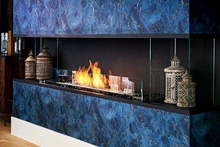 Bay Corner Fireplaces
