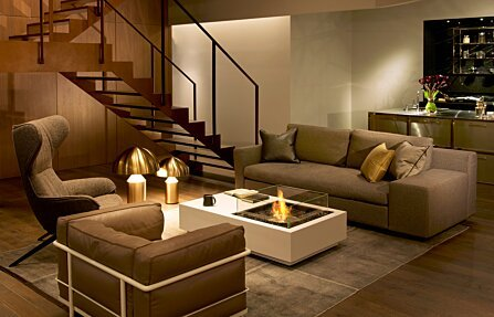 The Freedom Of Bioethanol Fire
