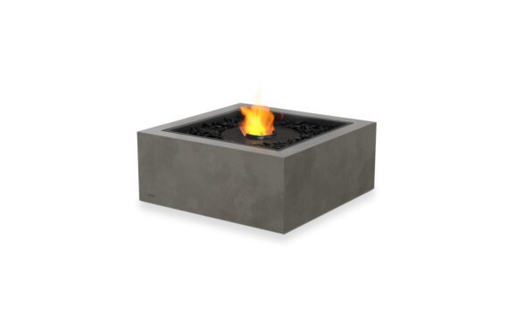 Base 30 Fire Table - Ethanol - Black / Natural by EcoSmart Fire