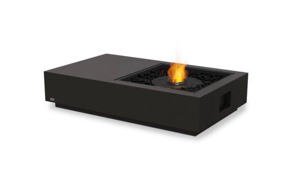 Manhattan 50 Fire Table - Ethanol - Black / Graphite by EcoSmart Fire