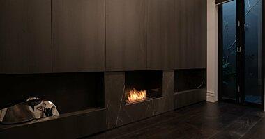 Built-In Fireplace Ideas