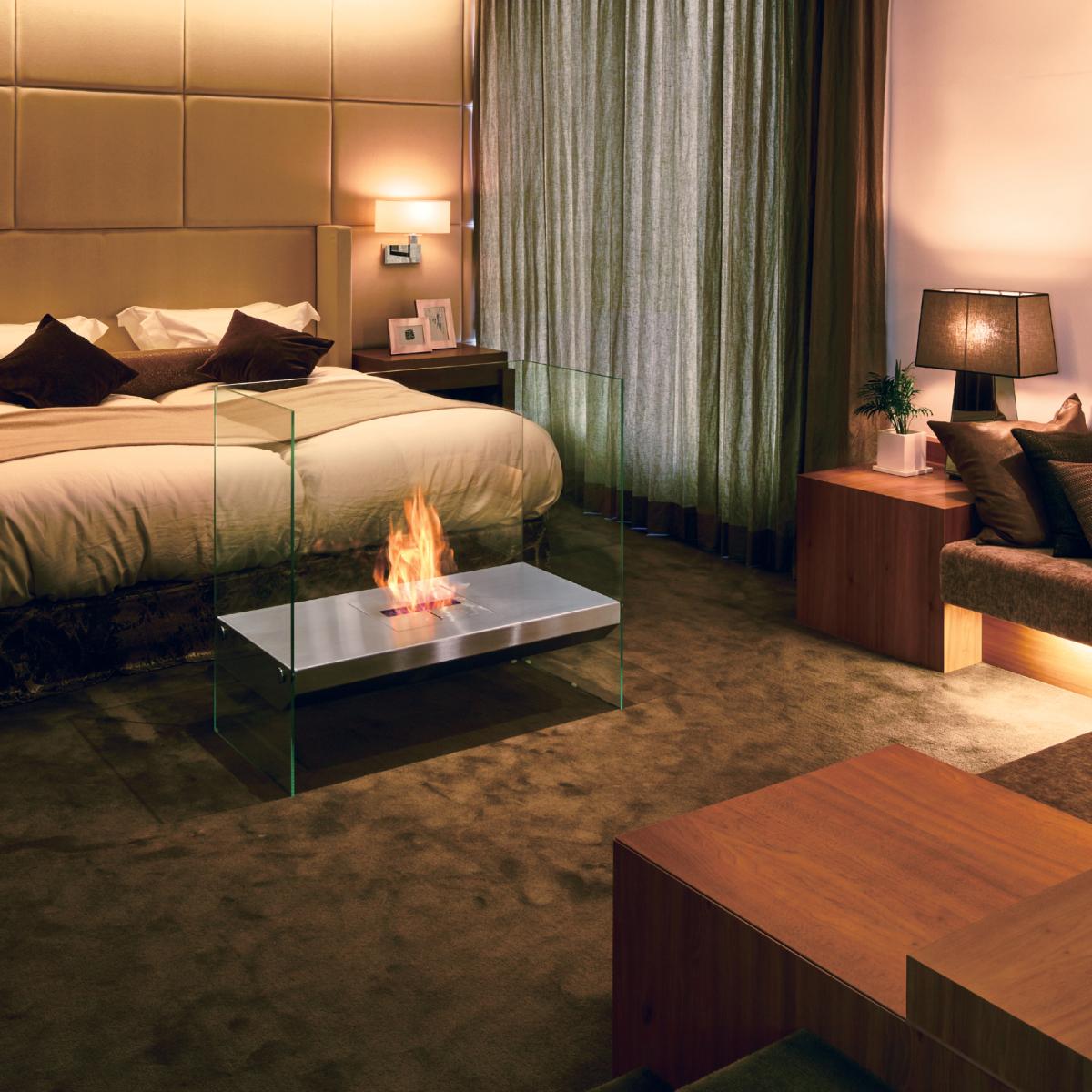 EcoSmart Fire Igloo designer fireplace